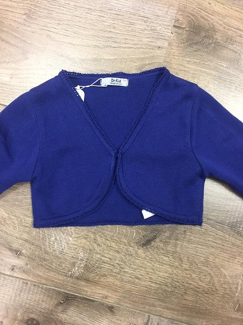 Dr.Kid Blue Cardigan dress top