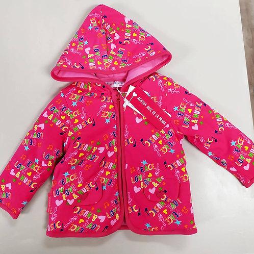 Agatha Ruiz de le Prada Pink Coat