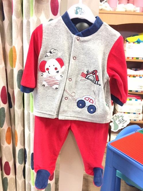 F.S Baby- Fleece and Pant set