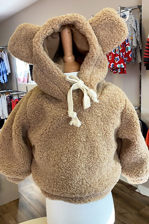 Adorable Baby Fleece Warm Hoodie