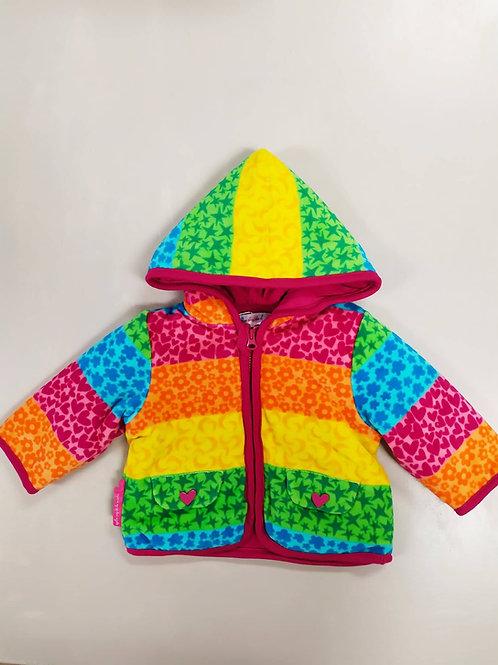 Agatha Ruiz de le Prada rainbow coat