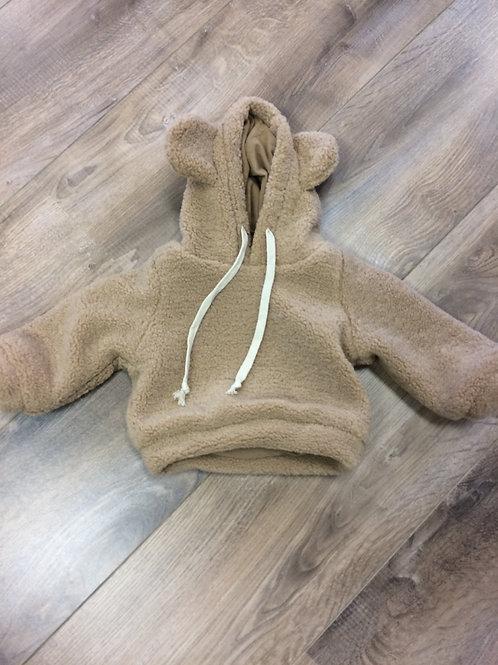 Fuffy Bear hoodie