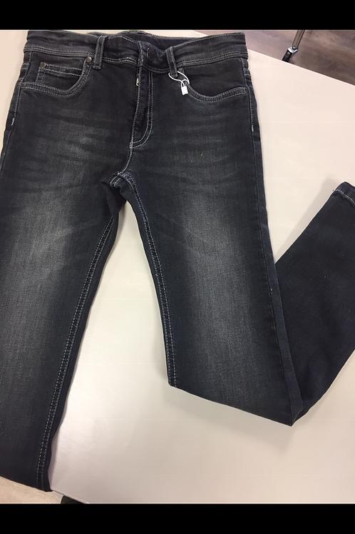 UBS Black jeans