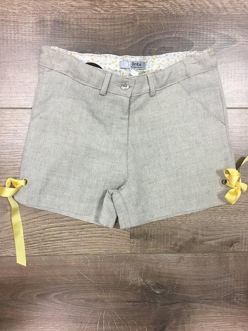 Dr.Kid Grey Shorts