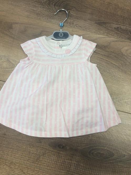 Tutto Piccolo Pink 2 piece dress and briefs