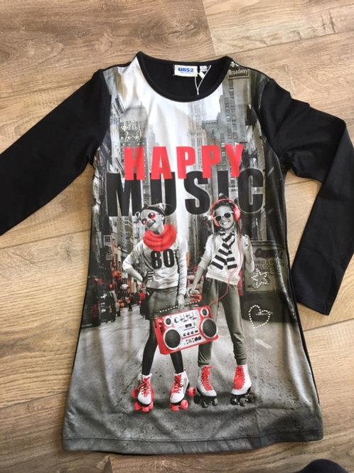 UBS Girl T-shirt Dress