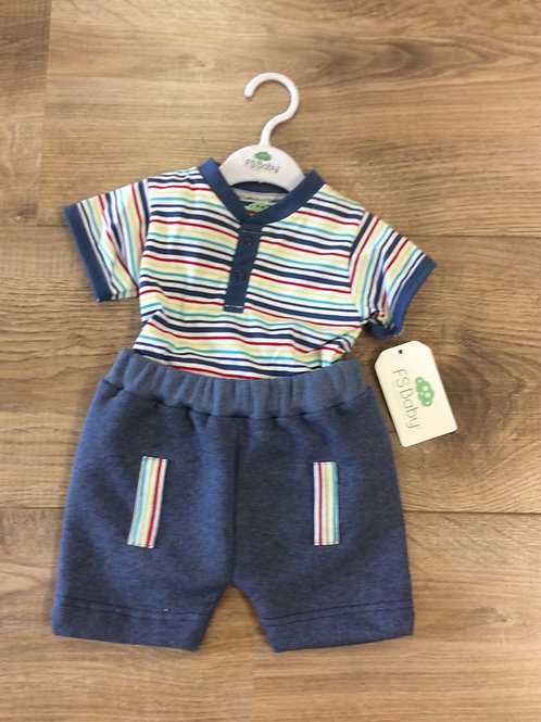 F.S. Baby Top and Shorts