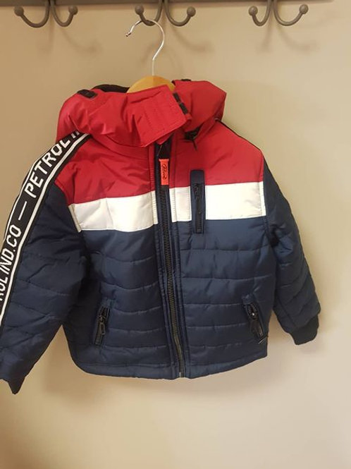 Petrol Ind. Puffer Jacket