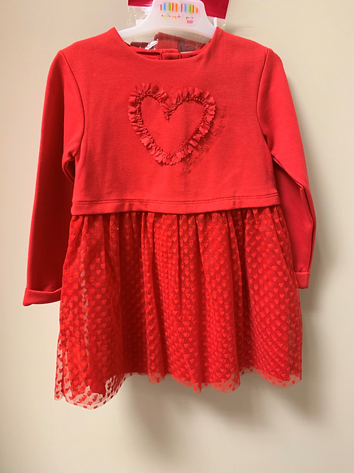 Agatha Ruiz de lePrada Red Dress