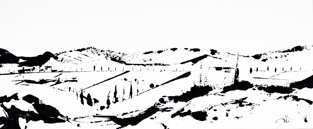 Horizon Monochrome 1