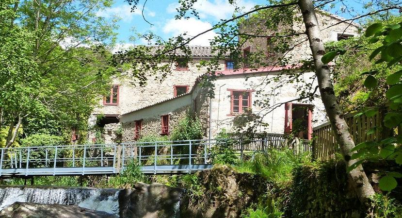 Moulin de Brousses - Empreintes nomades, poésie de papiers