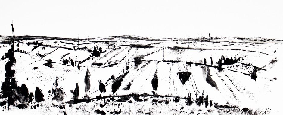 Horizon Monochrome 4