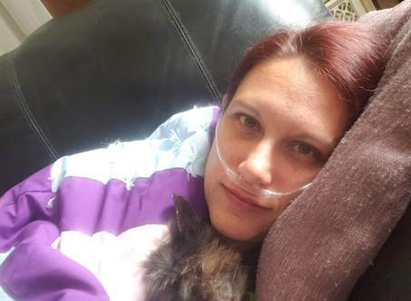 Stephanie Voakes: TGA, TA, 41