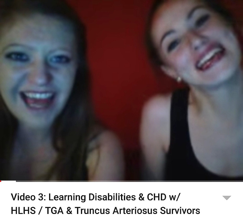 Stephanie Romer Youtube, HLHS, CHD, chdlegacy, chd legacy, truncus arteriosus, college, learning disability, congenital heart disease, congenital heart defect, advocate, speaker, coach