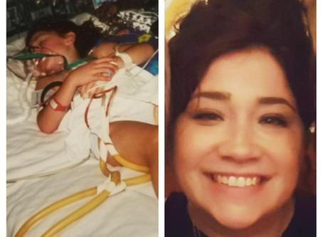 Kirsten Luttrell: HLHS, 28