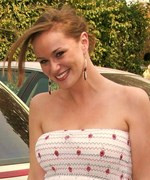Stephanie Romer. Los Angeles. 2011. HLHS, TGA, ASD, VSD, MVS, CHD ADVOCATE