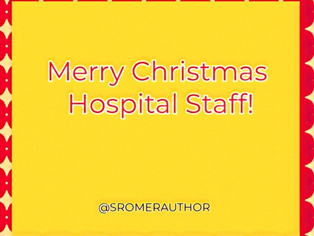 Merry Christmas Hospital Staff