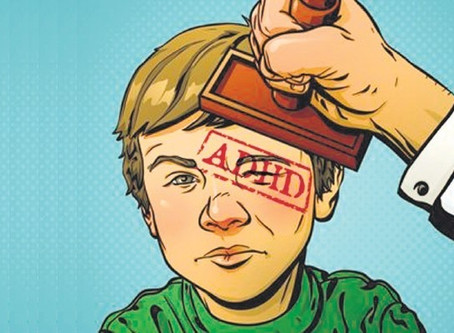 ADHD & CHD: Follow-up from Failing Tests in School