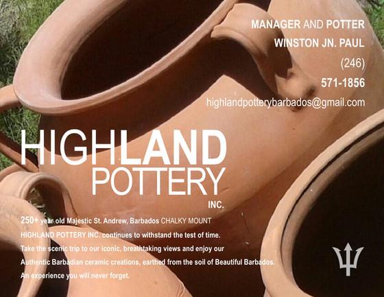 Barbados Potteries