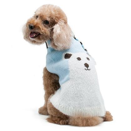 DOGO Polar bear sweater