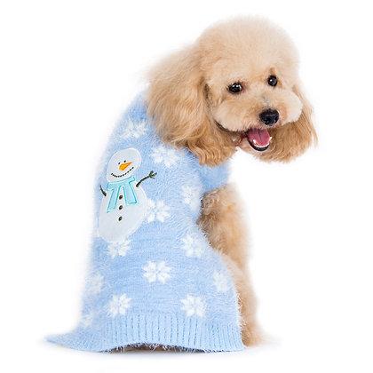 DOGO snowman sweater