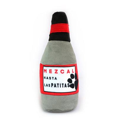 Botella de Mezcal Hasta Las Patitas