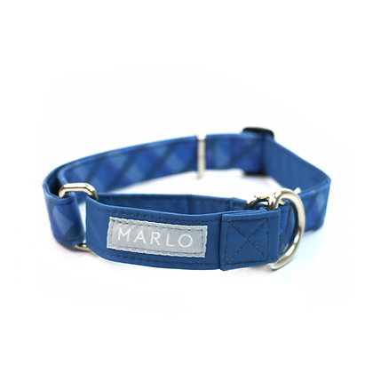 Collar Martingale Azul Impermeable
