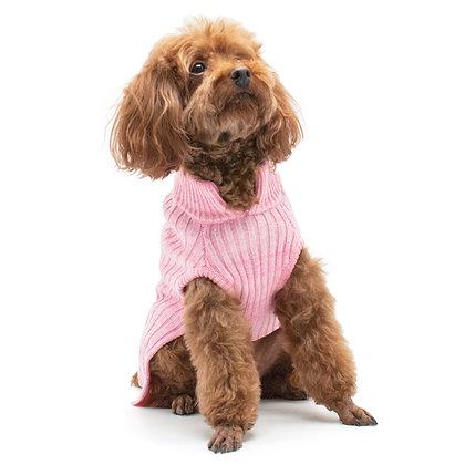DOGO Basic pink sweater