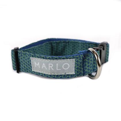 Collar Textil Alebrije Iguana