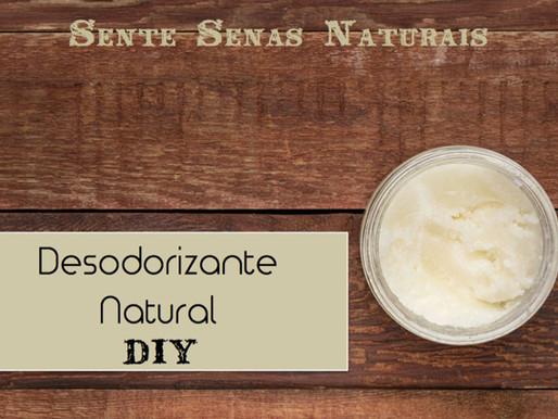 Desodorizante Natural & Detox DIY