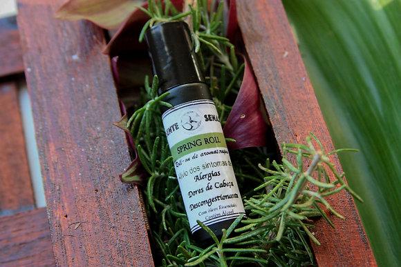 Sente Senas Aromaterapia Spring Roll