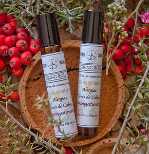 Cosmetica com plantas organicas