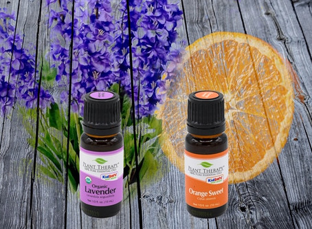 Two Essential Oils for Peace & Tranquility