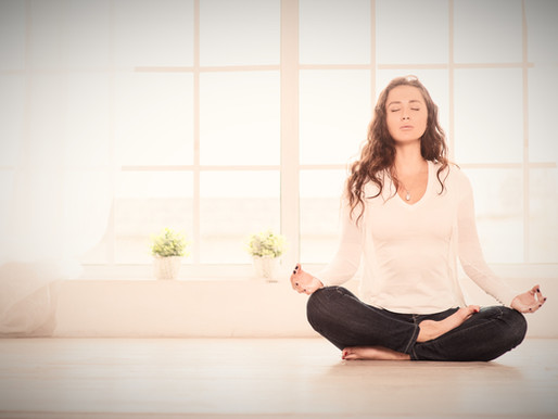 Creating a Space For Your at Home Practice