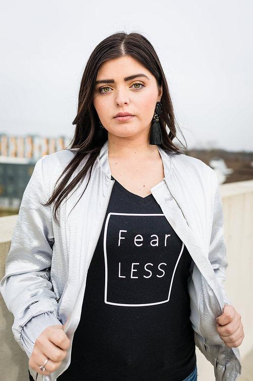 Unisex Fearless V-Neck