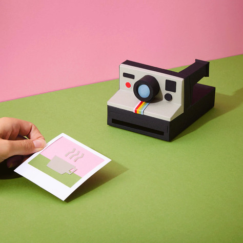 Paper Object Of The Month