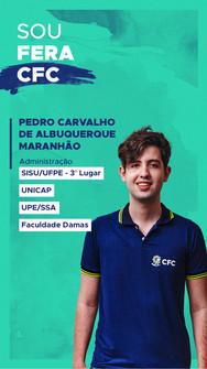 Pedro Carvalho de Albuquerque Maranhão