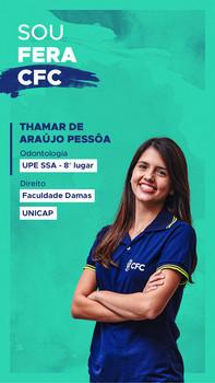 Thamar de Araújo Pessôa