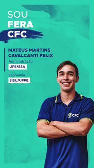 Mateus Martins Cavalcanti Felix