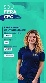 Lara Ribeiro Coutinho Gomez