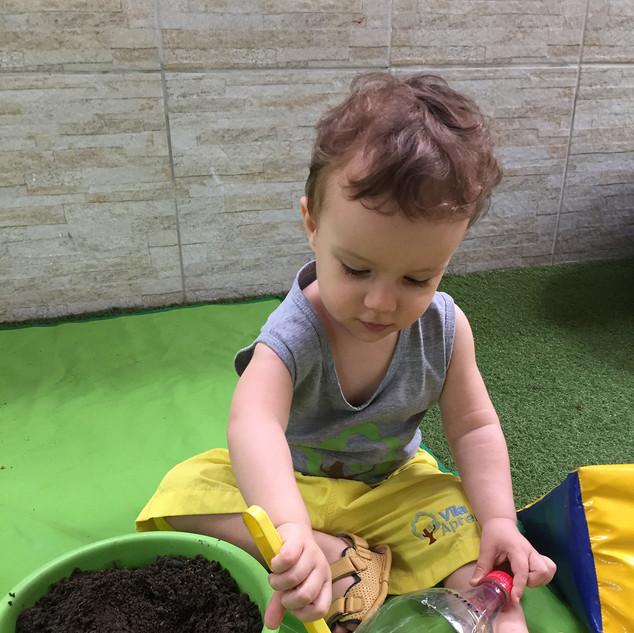 Jardinagem Infantil