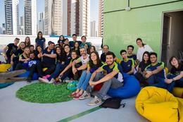 Aulão de Humanas - 3º ano Ensino Médio - Telhado verde CFC