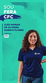 Cleo Moraes de Oliveira Dubeux Flores