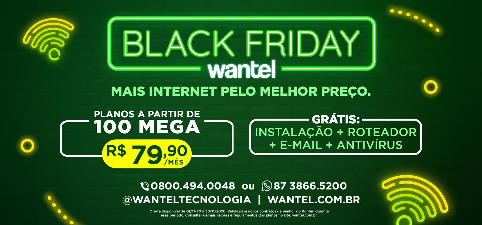 BlackFriday Wantel