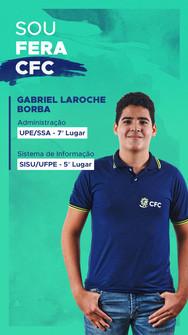 Gabriel Laroche Borba