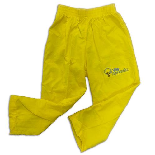 Calça amarela - unissex