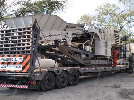 Novo projeto de mineração