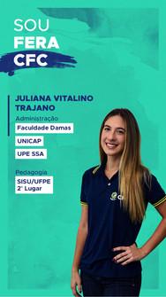 Juliana Vitalino Trajano