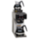 BUNN VP17-2 POUROVER BREWER-REFURBISHED
