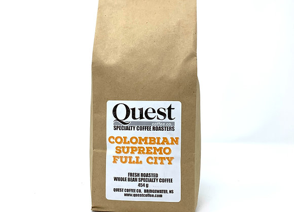Colombian Supremo Full City 454g